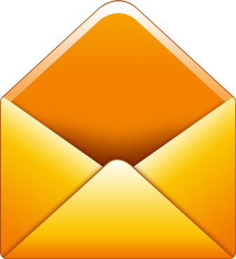 email-orange-open-512x512