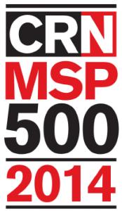 2014 CRN MSP 500 2014