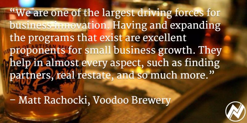 matt rachocki voodoo brewery