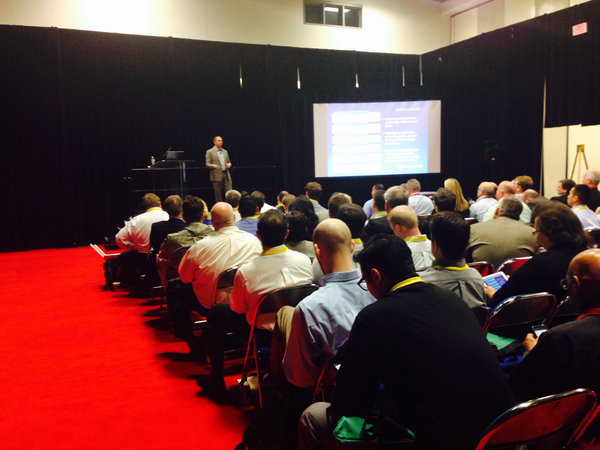 Sam's buzzworthy presentation on how to compete with AWS, Azure, and Google a drew standing room only crowd at NexGen Cloud Conference 2014. Don't miss it at HostingCon Global 2015!