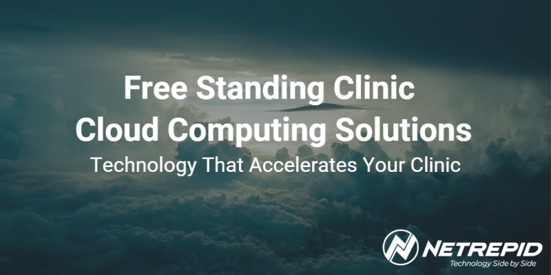 Free Standing Healthcare Clinic Cloud Computing - Health Clinic Cloud Services